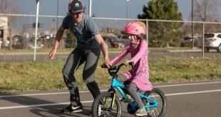 Как да научим детето да кара колело