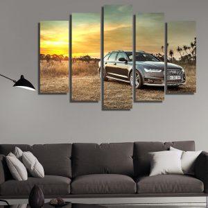 Картини с коли