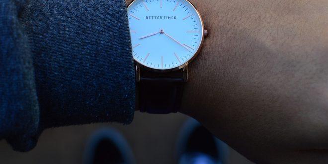 Как да носим часовник
