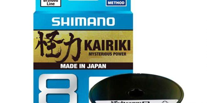 Влакно-Shimano-Kairiki-8