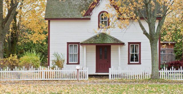ограда за къща