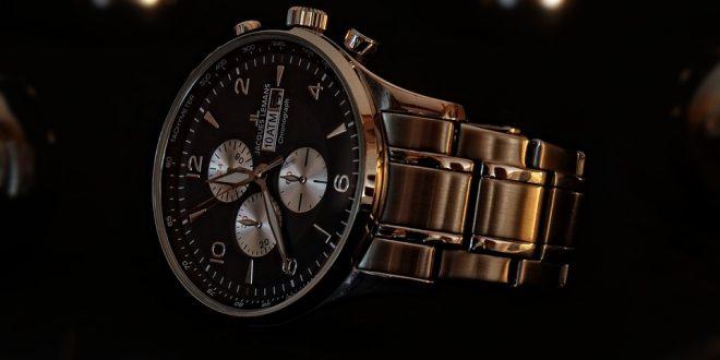 стилен мъжки часовник